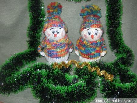 Снежные братья ручной работы на заказ