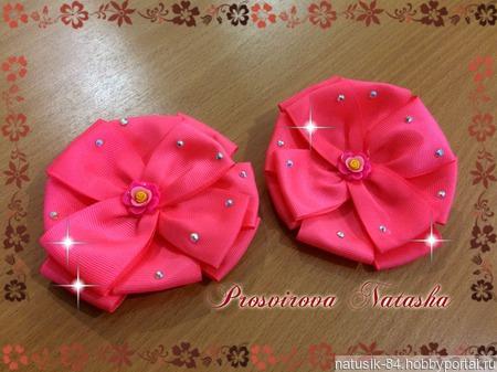 Резиночки для девочки ручной работы на заказ