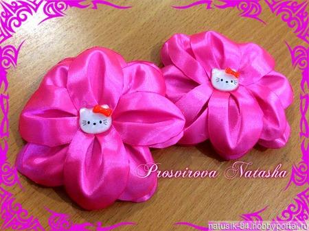 Милые резиночки для девичек ручной работы на заказ