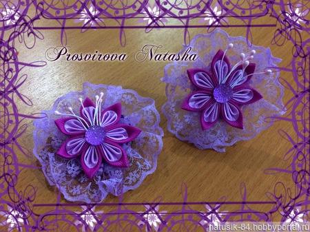 Красивые резиночки для девочек ручной работы на заказ
