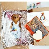 фото: Куклы и игрушки (teddy bear and friends)
