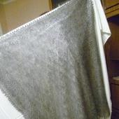 Ажурный платок ручной работы