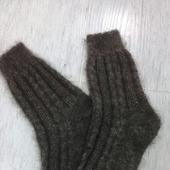 Носки женские круговые без шва с пухом