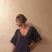 Свободное платье oversize