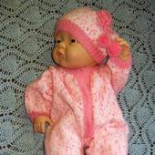 Комплект для новорожденного Розовые мечты