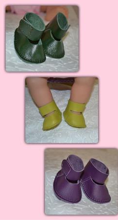 Туфли для Беби Борн ручной работы на заказ