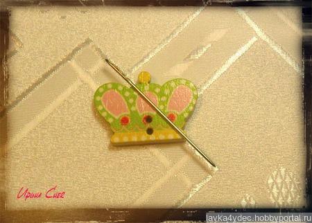 Магнитные держатели для иголок ручной работы на заказ