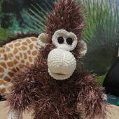 МК по изготовлению обезьянки