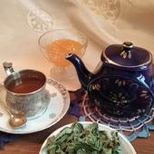 Иван-чай (кипрей) зеленый листовой