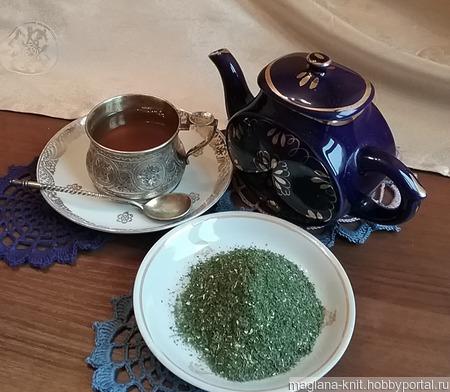 Иван-чай (кипрей) с жасмином молотый ручной работы на заказ