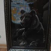 """Картина """"Лунная пантера"""""""