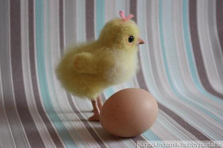 Цыпленок Цып. ручной работы на заказ