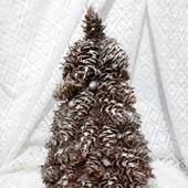 фото: Деревья — цветы и флористика коричневого цвета