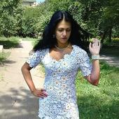 """Платье """"Ромашки"""""""