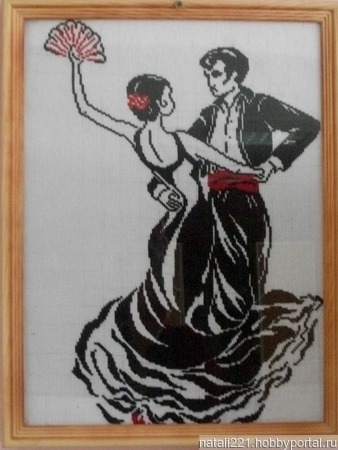Танец ручной работы на заказ