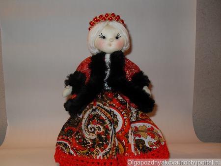 Кукла Варя ручной работы на заказ