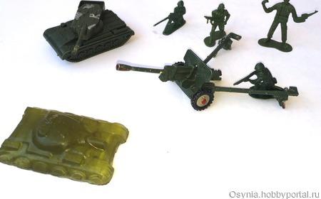 """Шампунь """"Танк Т-90А"""" ручной работы на заказ"""