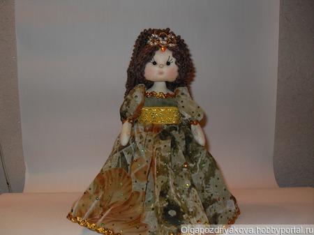 Кукла Катенька ручной работы на заказ
