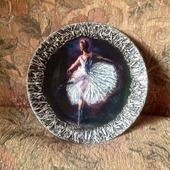 Декоративное панно Балерина