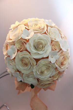 Букет невесты ручной работы на заказ