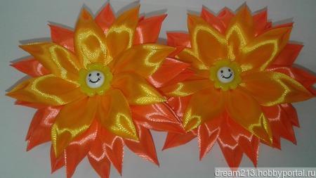"""Хризантема """"Осень"""" ручной работы на заказ"""
