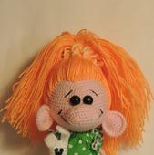Кукла Носатик