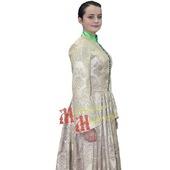 Платье донской казачки  верхнее