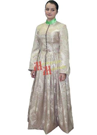 Платье донской казачки  верхнее ручной работы на заказ