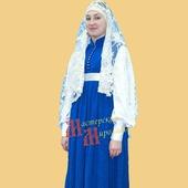 Платье некрасовской казачки  верхнее
