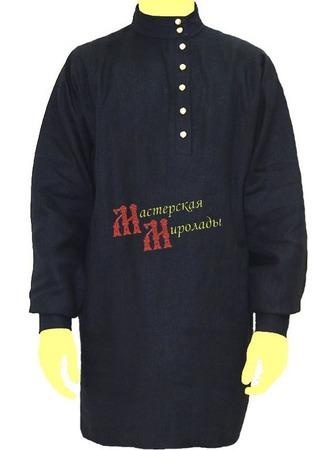 """Рубаха мужская """"Казачья"""" ручной работы на заказ"""
