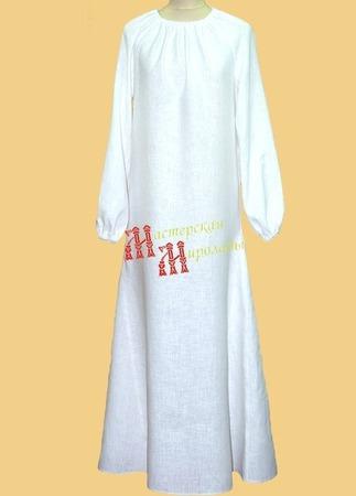 Рубаха Женская ручной работы на заказ