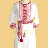 Платье славянское свадебное