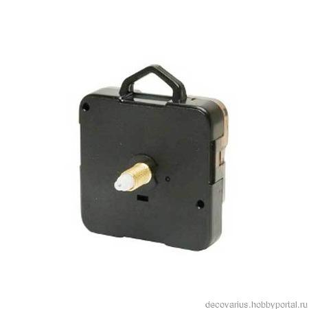 Часовой механизм 4011 с петлей 12/6 ручной работы на заказ