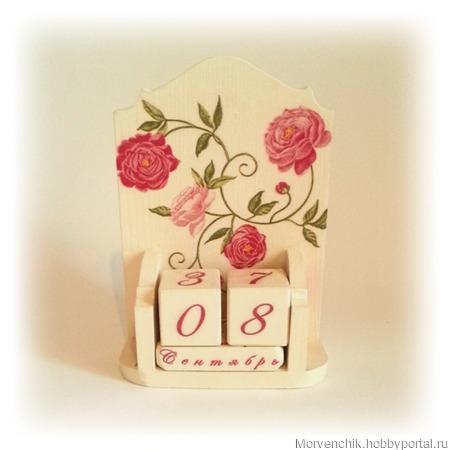 """Набор аксессуаров для сборов невесты """"Розовые завитки роз"""" ручной работы на заказ"""