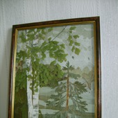 фото: Картины и панно (листья)