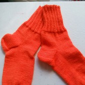 Носки рыжик