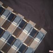 Ткань-плащевка на флисе