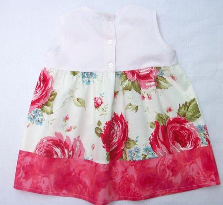 """Платье """"Мальва"""" ручной работы на заказ"""