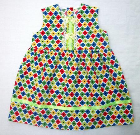 """Платье """"Мозаика"""" ручной работы на заказ"""