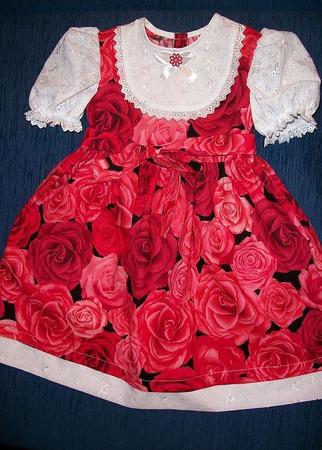 """Платье """"Марта"""" ручной работы на заказ"""