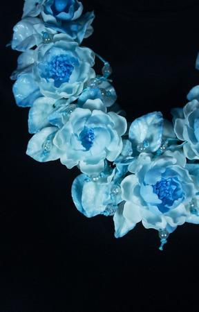 Комплект украшений  из полимерной глины ручной работы на заказ