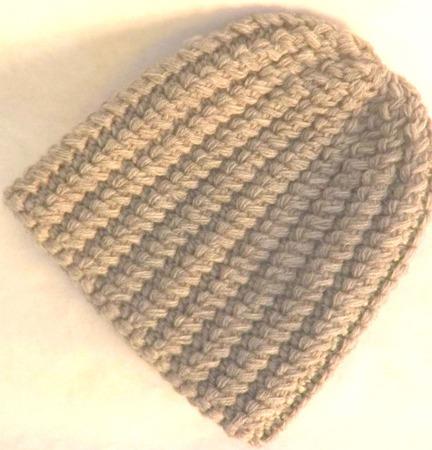 Вязаная шапочка Unisex ручной работы на заказ