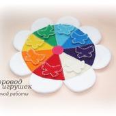 Развивающая игрушка Цветик-восьмицветик