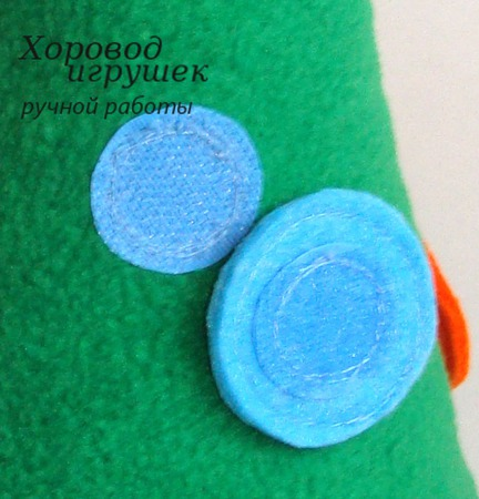 Развивающая игрушка Ёлочка развивающая с шариками 1+ ручной работы на заказ
