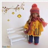 Комплект для куклы American Girl
