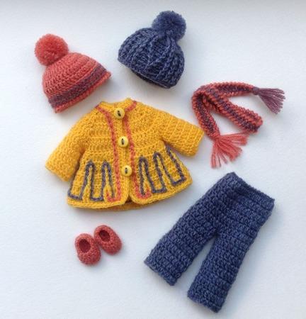 Комплект для куклы American Girl ручной работы на заказ