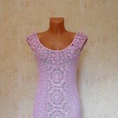 Платье ажурное из коллекции