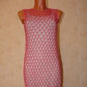 Платье с бусинами на заказ