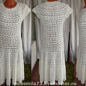 Платье в стиле 50-х на заказ