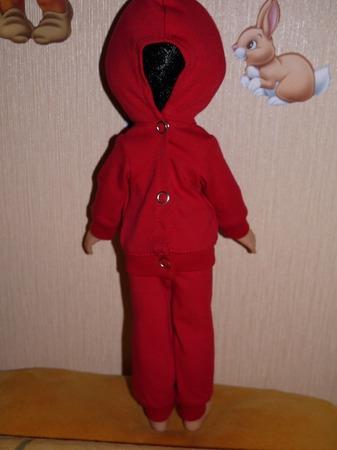 Костюмчик для куклы Paola Reina ручной работы на заказ